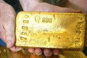 Ad Brut pure gold powder and ingots