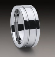 Freedom Tungsten Carbide Ring for Men - Free Shipping