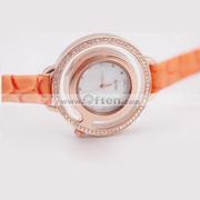 Free Shipping:Julius 6724 Concise Style Ladies Quartz Wrist Watch