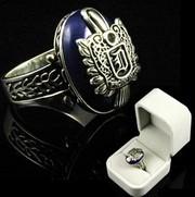 The Vampire Diaries Damon Salvatore Ring - Free Shipping